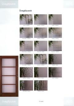 Pascal beltéri ajtók