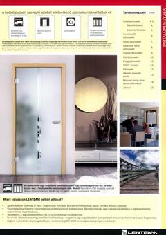 Lenteam beltéri ajtók