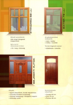 Janko fa ajtó és ablak